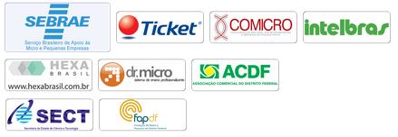 Patrocinadores Prêmio Telecentros Brasil 2011